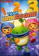 Team Umizoomi DVD