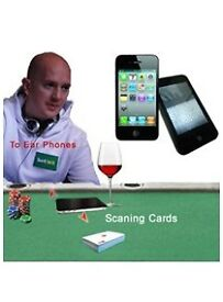 Spy Cheating Playing Cards in USA Marked Cards