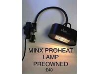 PROHEAT LAMP INCLUDING FOILS. NAIL ART,WRAPS,NAILS& TOES,MANICURE & PEDICURE,IN BOX,PREOWNED,EXC CON