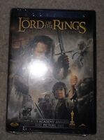 Lord Of The Rings DVD (New)