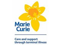 Marie Curie Clydebank/Erskine are looking for Volunteers