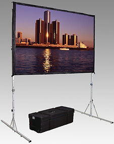 Da-lite 7.5ft by 10ft Projection Screen