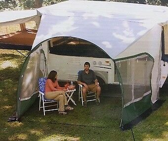 RV Dometic Cabana Lightweight Dome Awning 747AFRM12.000 A ...
