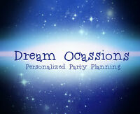 Dream Occasions Themed Party Packages