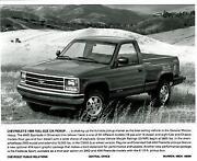 1989 Chevy Truck