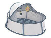 Babymoov pop up travel cot / tent