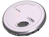 **£5** Personal CD Player