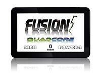 fusion 5 tab andriod