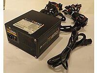 corsair tx650 psu and intel ssd