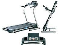 Treadmill folding up to 16km Oldbury Birmingham