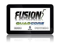 fusion 5 tab android