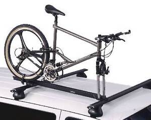 Roof rack and accessories for bicycles