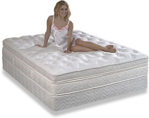 Brand Name King Size mattress & Box for only $595.00