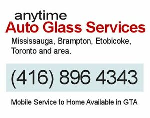 $40 AUTO GLASS WINDSHIELD SUNROOF REPAIRS/REPLACEMENT