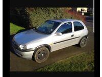 Vauxhall Corsa C * QUICK SALE BARGAIN * Not VXR