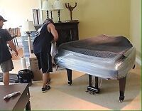 MONTREAL PIANO MOVING SERVICES, PROFESSIONAL AND RELIABLE