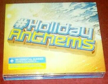 #HOLIDAY ANTHEM'S CD ALBUM..