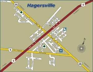 Hagersville Retail / Office Space Available