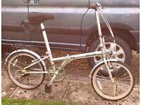 Dahon Phillips folding bike