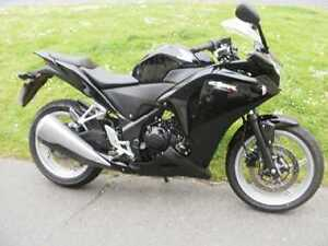honda cbr 250r with abs brakes for sale
