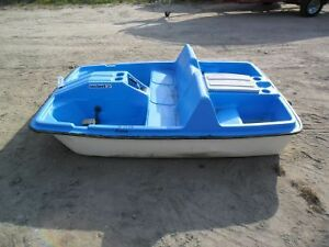 Looking for a pedal boat