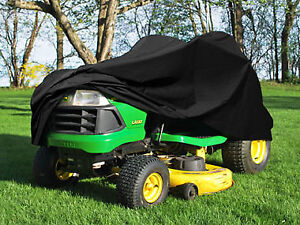 """Deluxe Riding Lawn Mower Tractor Cover Fits Decks up to 54""""…1725"""
