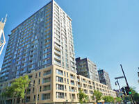 DOWNTOWN CONDO CENTRE-VILLE 4-1/2 (2 BEDROOMS) - ATWATER