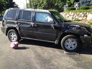 JEEP PATRIOT WRECKING PATRIOT ENGINE BODY PARTS SPECIALIST CALL Sunshine Brimbank Area Preview