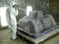 Hot Tub / Spa Manufacturing - Experience an Asset - Jetting