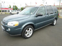 2006 Chevrolet Uplander blue Minivan, Van