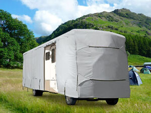 Waterproof Superior RV Motorhome Fifth Wheel Cover Covers Class
