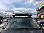 HILUX STEEL CAGE ROOF RACK $399 was $599 Coopers Plains Brisbane South West Preview