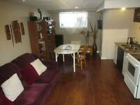 RECENTLY RENOVATED 2 BEDROOM BASEMENT SUITE NEAR CLAREVIEW LRT