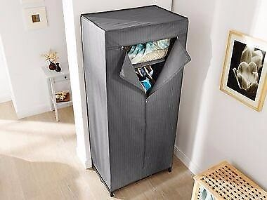 Fabric wardrobe in very good condition