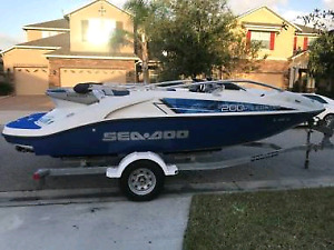 2004 Sea-Doo Speedster 200