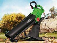Lidl Gardenline Leaf Blower Shredder Vacuum