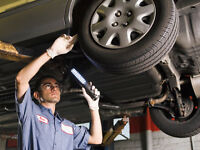 Auto mechanic is needed for a busy Auto Garage