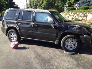 JEEP PATRIOT WRECKING PARTS, PANELS, ENGINE / MOTOR GEARBOX Sunshine Brimbank Area Preview