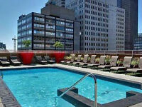 Live your Life Downtown - Furnished Modern Condo inc Hydro