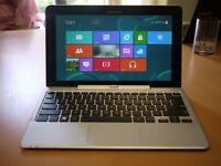 "Samsung ATIV 500T 11.6"" Smart PC with Keyboard (Intel Atom 1.8GHz, 2GB RAM, 64GB HDD, IPS, Win 8 Pr"