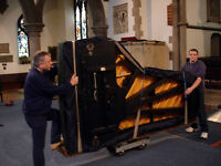 piano movers / gun safes moving