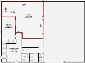 Commercial workshop/storage to let (shared occupancy)