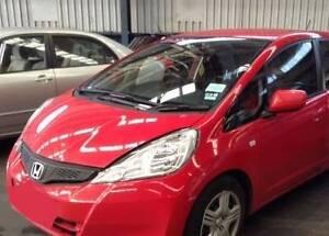 Honda Jazz  / wrecking insurance damaged cars Adelaide CBD Adelaide City Preview