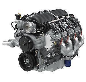 Gm Ls Engines >> Ls Engine Ebay