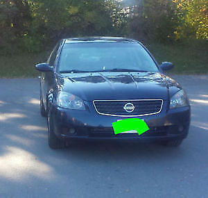 Best Offer Nissan Altima 2006 2.5 SL Sedan