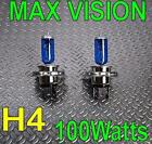 100 Watt Headlight Bulbs