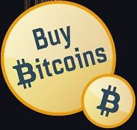 Purchase BTC in cash