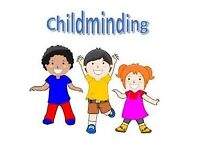 Childminder in whipton available