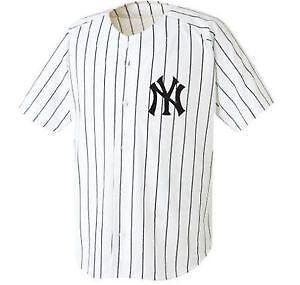 best cheap 2a849 1e623 italy majestic new york yankees maillot de baseball long en ...