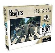 3D Puzzle 500